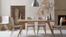 Marli Rectangular Dining Table - Ash