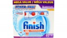 Finish Powerball Quantum 60 Pack Dishwashing Tablet