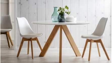 Morrison Round Dining Table