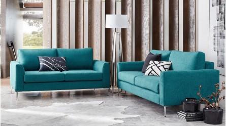 buy fabric lounges domayne rh domayne com au