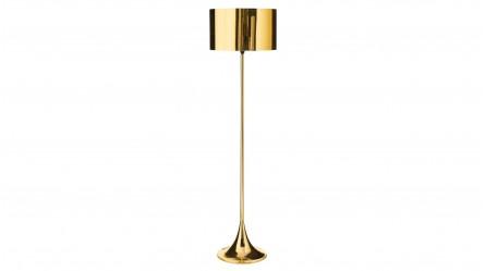 Lighting lights floor lamps floor lamp lamp beaker gold floor lamp aloadofball Image collections