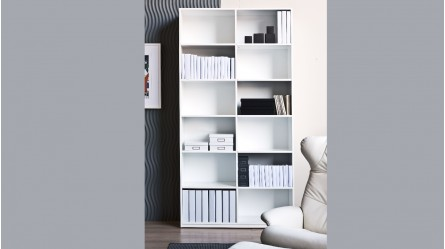 Buddy Double Wall Unit With Shelves