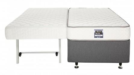 d7aad0655c6b King Koil Oversleeper King Single Bed Package