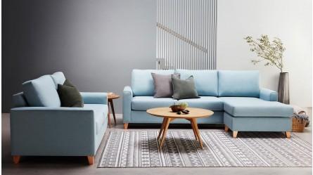 Superbe Akaro Fabric Lounge Package