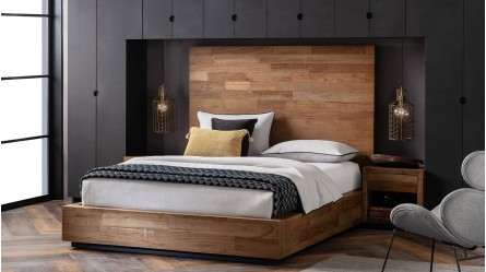 Bed Frames | King, Double & Queen Bed Frame | Domayne Australia
