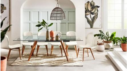 b0b592ec66b9 Dining Tables | Round, Marble & Wood | Domayne Australia